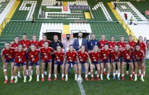 Selección española Femenina r
