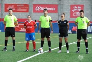 UD Collerense vs Zaragoza CFF