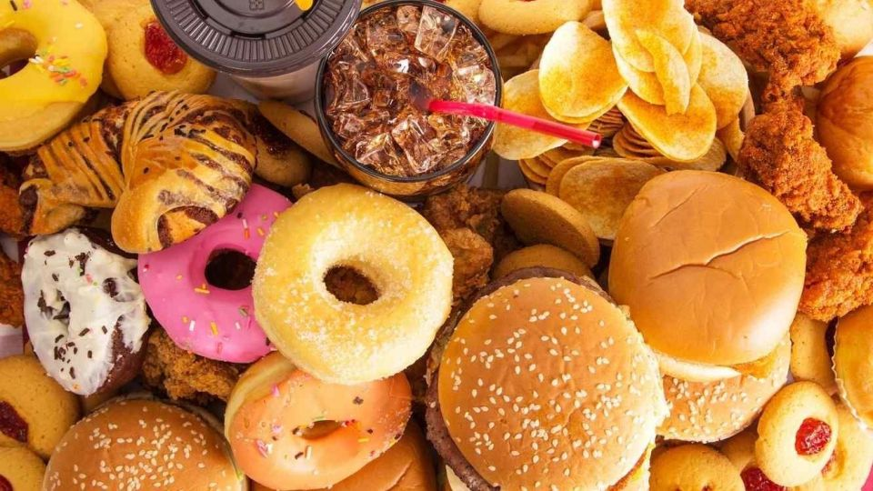comida basura prohibida
