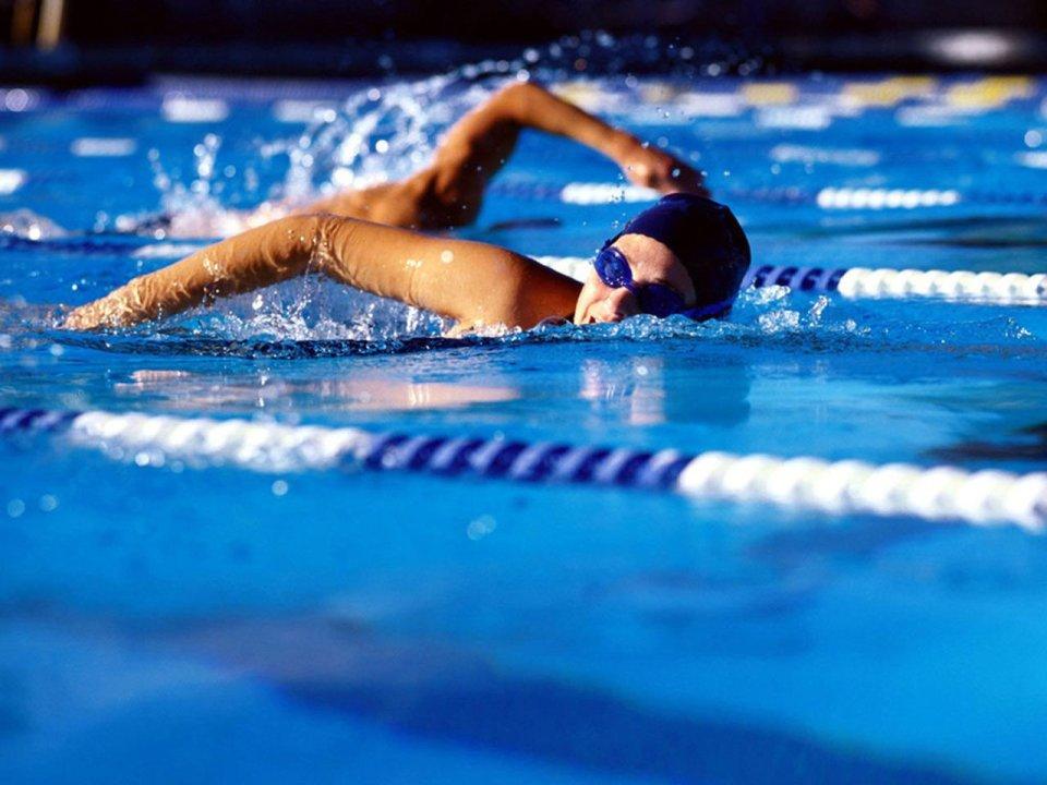 nadar estilo crol