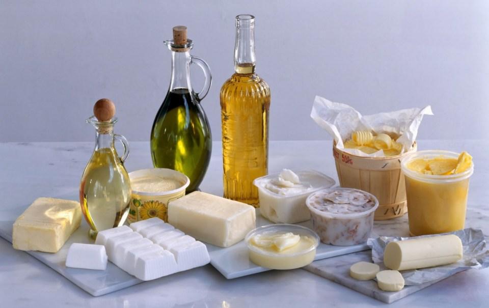 alimentos bajos en grasas no son saludables