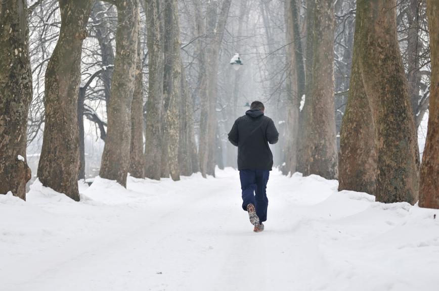 Entrenar con frio