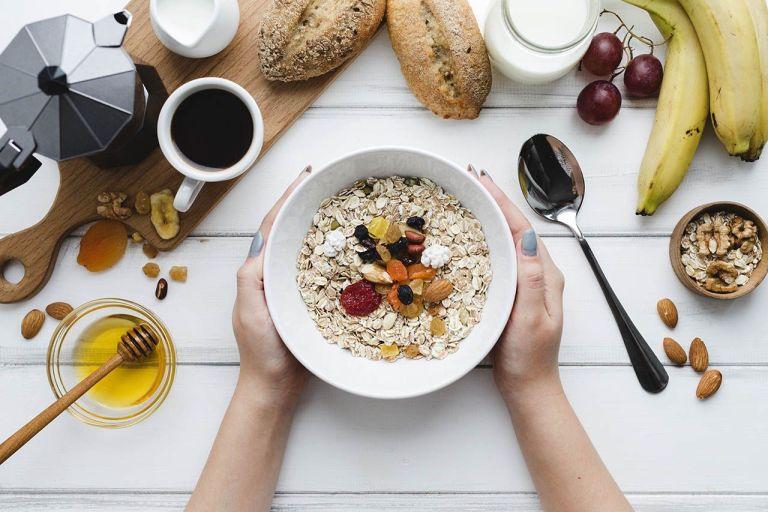 perder grasa desayuno