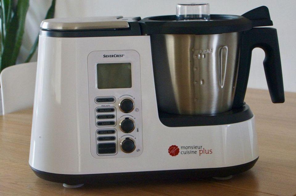 robot cocina lidl silvercrest Monsieur Cuisine Plus Lidl thecookhouse