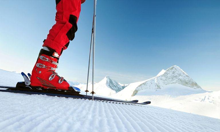 equipación de esquí