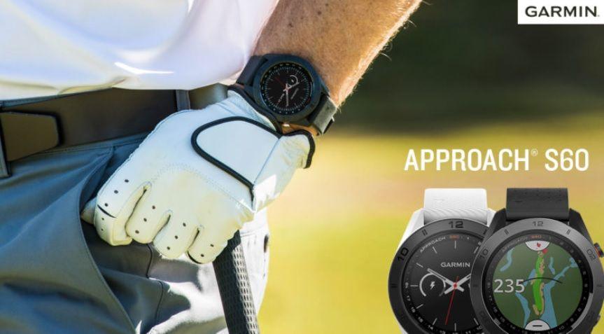 Relojes para jugar al golf marca Garmin