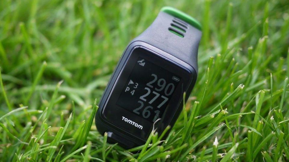 Reloj para jugar al golf marca Tomtom
