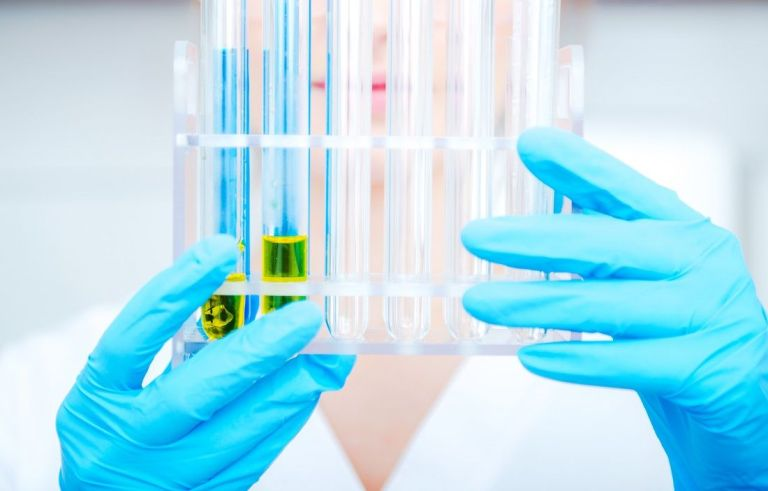 Test de microbioma