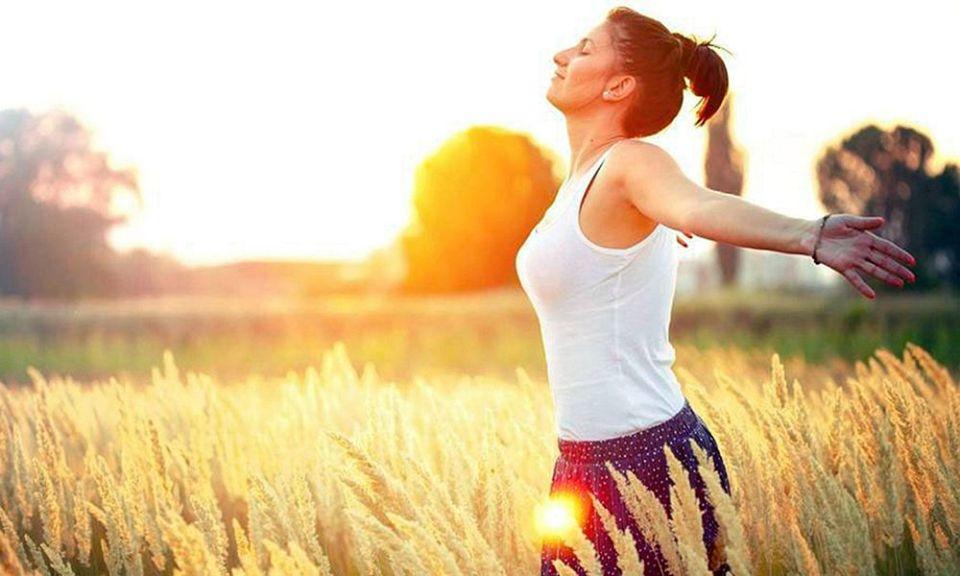 Fuerza de voluntad para evitar ansiedad