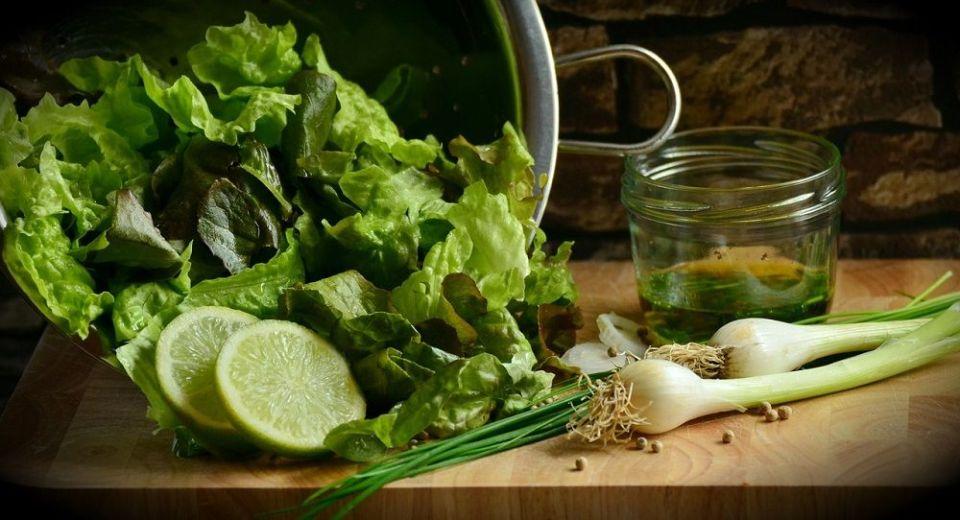 Verduras en la dieta Pronokal