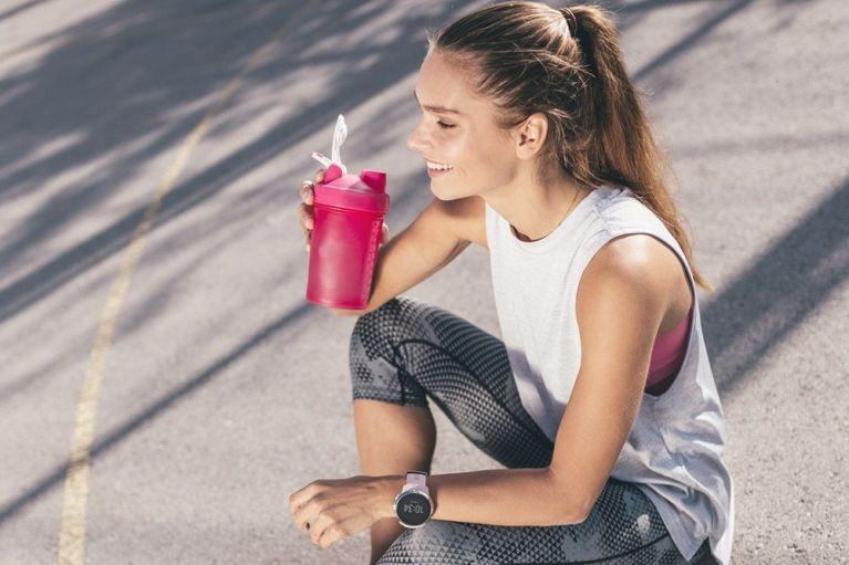 tomar proteína en los días de descanso