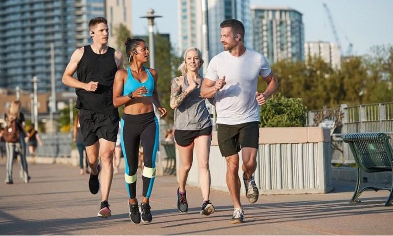 Correr en grupo tiene ventajas e inconvenientes