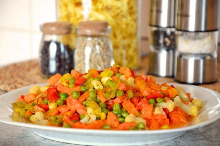 recetas de ensaladas con legumbres