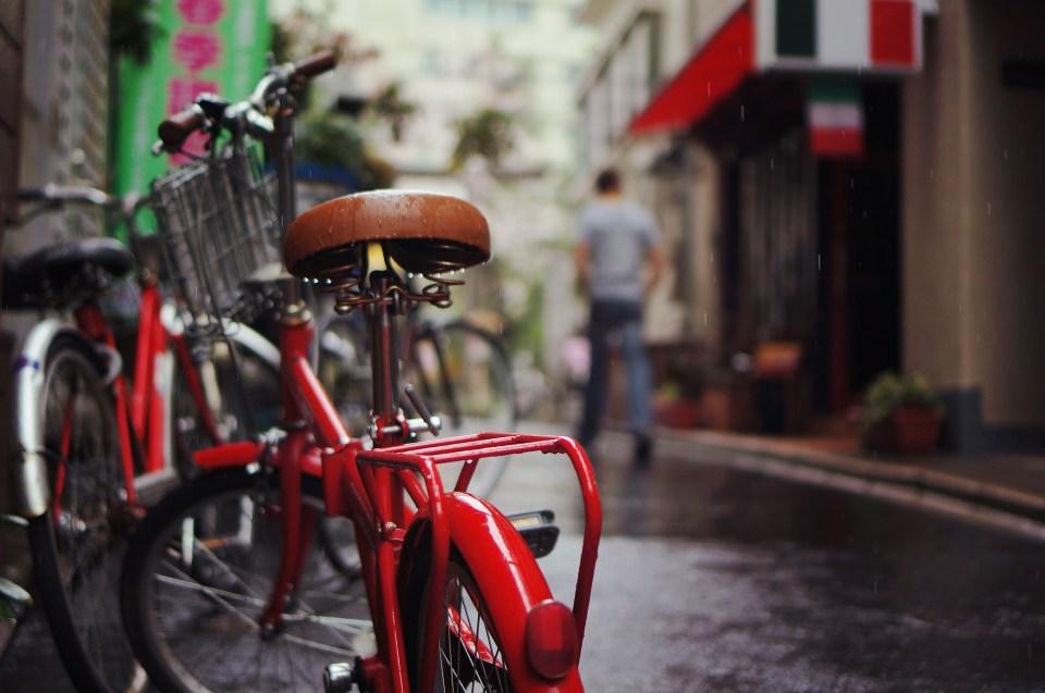 Por qué ir al trabajo en bici
