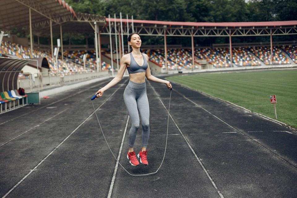 Los saltos pueden incluirse en cualquier entrenamiento