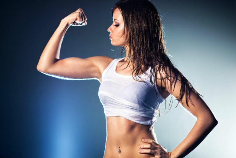 ejercicios para brazos con peso corporal