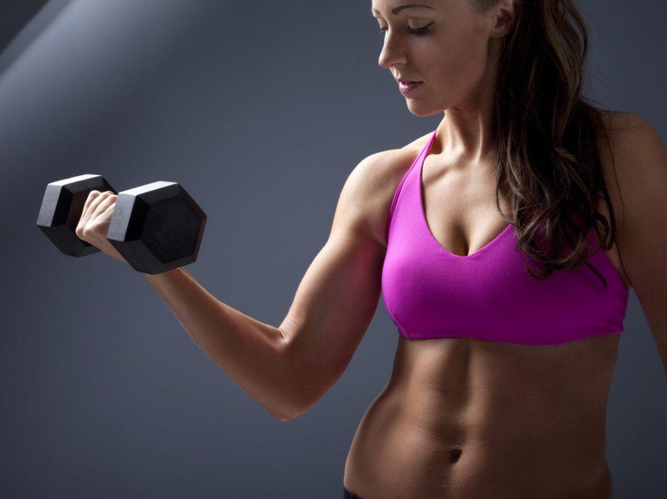 cadencia de repetición para ganar masa muscular
