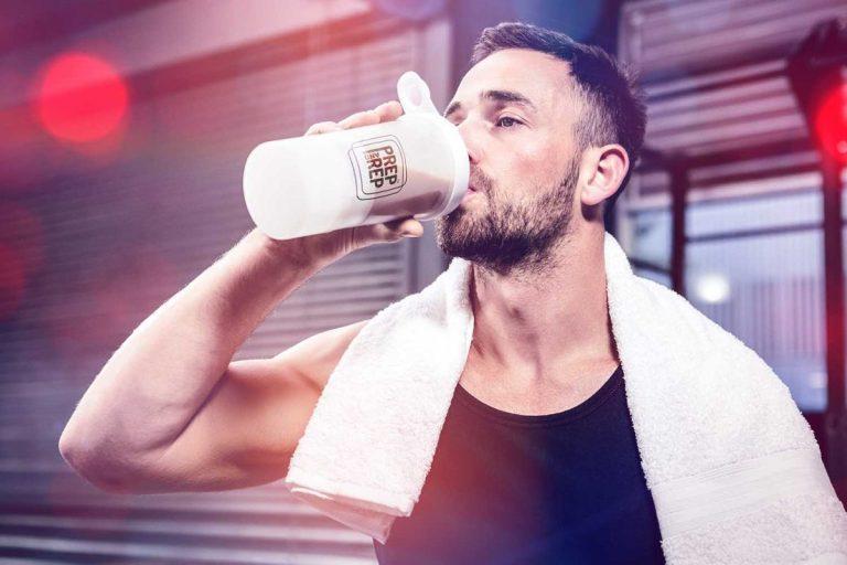 Batido suplemento aminoácidos