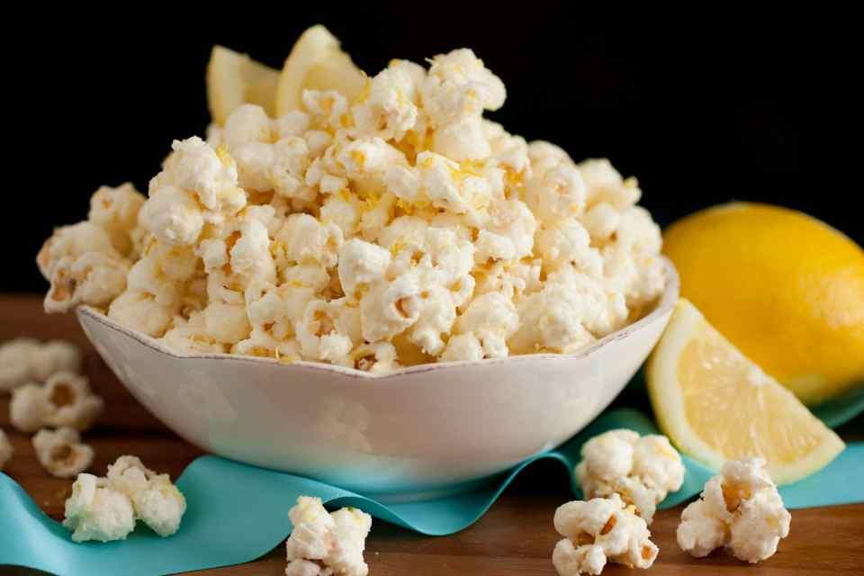 cómo hacer palomitas de maíz saludables