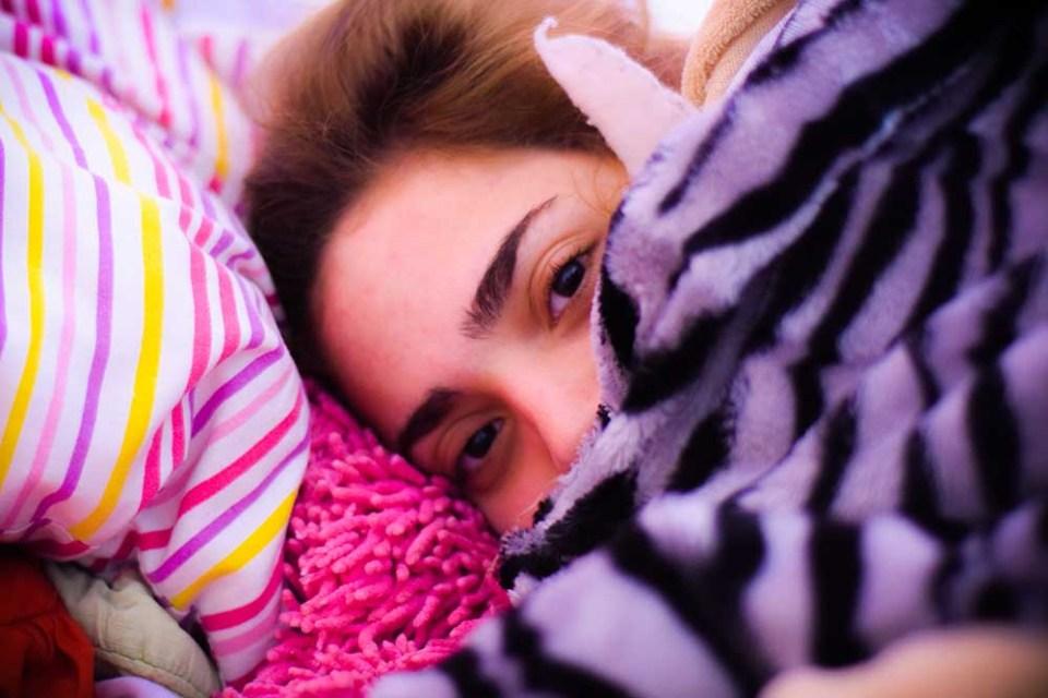 Inercia del sueño y problemas de sueño