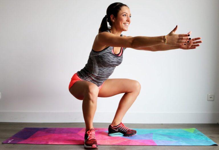 squat sumo: beneficios y cómo hacerlas correctamente