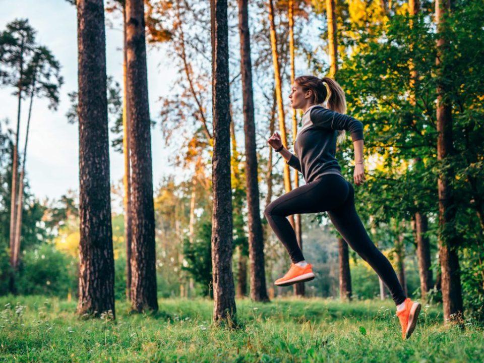 entrenamiento en casa y al aire libre
