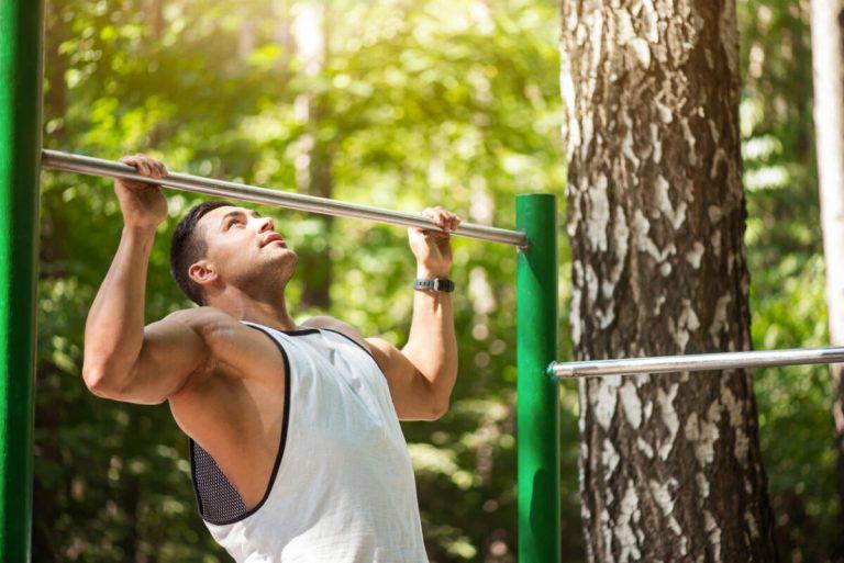 ejercicios de crossfit en barra