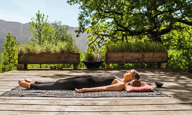 asanas de Yoga que te ayudan a dormir mejor