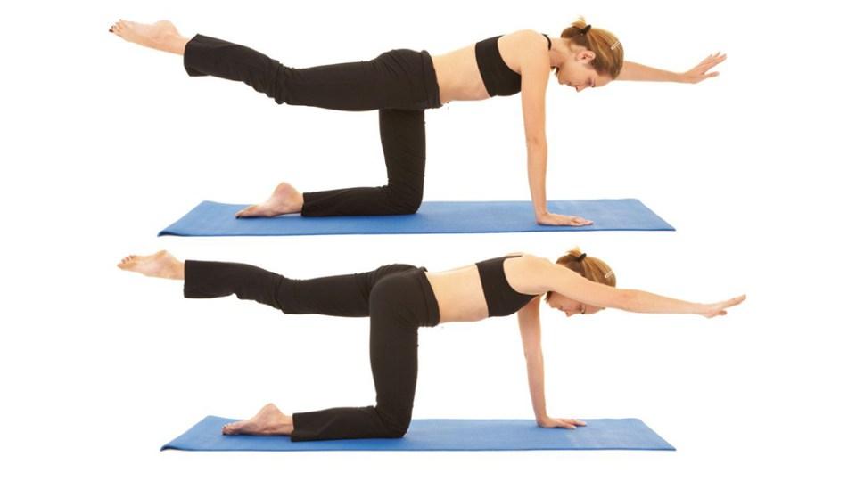 Qué ejercicios hacer para aliviar el dolor de espalda