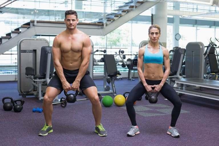 ejercicios compuestos para entrenar todo tu cuerpo