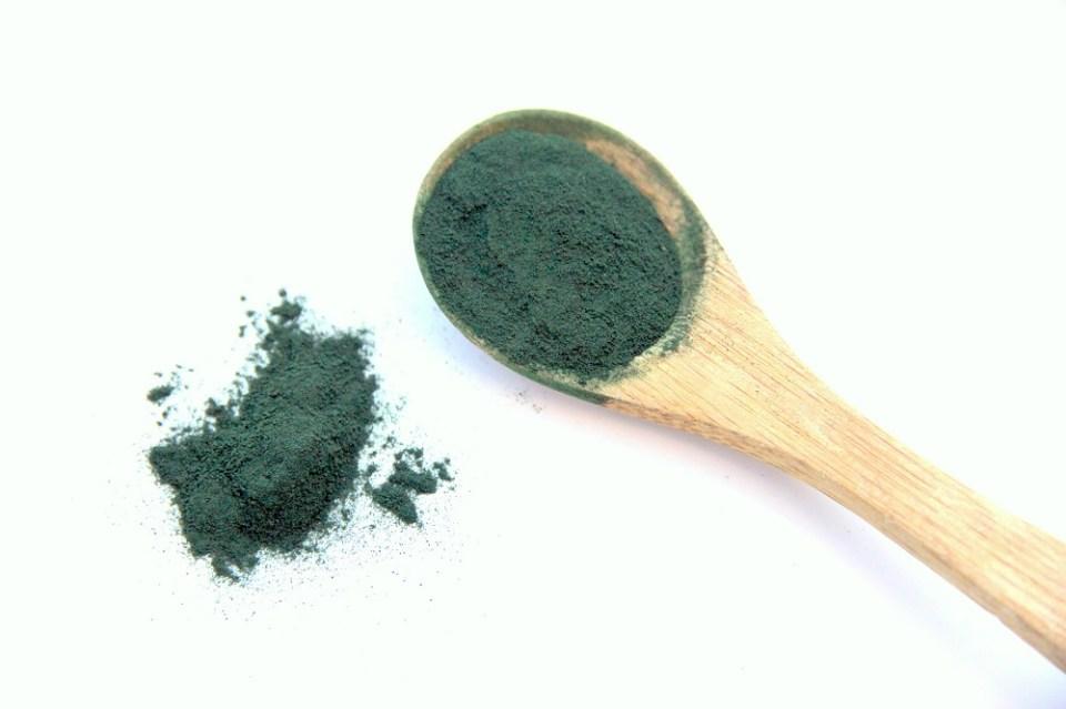 Espirulina, el alimento con más hierro