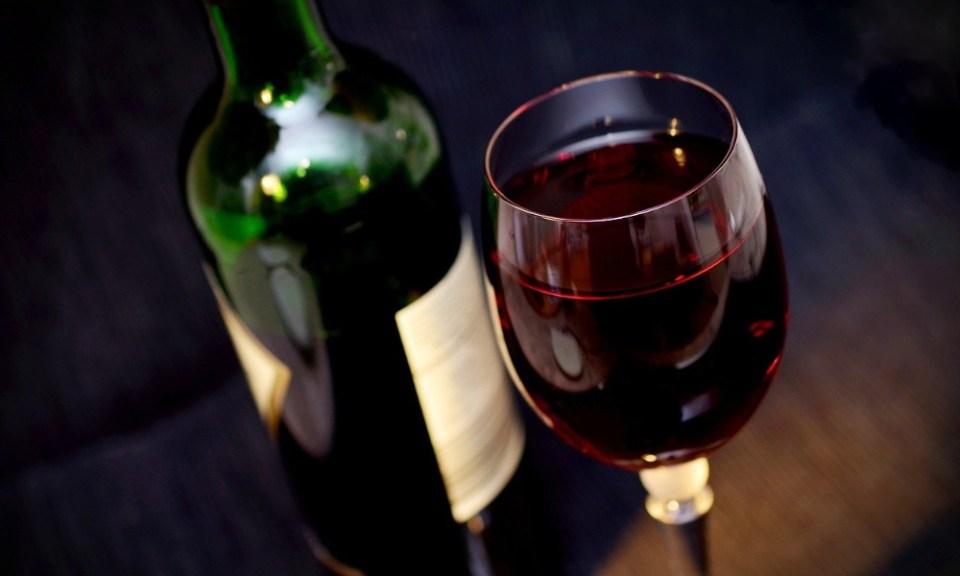 El beneficio de una copa de vino al día