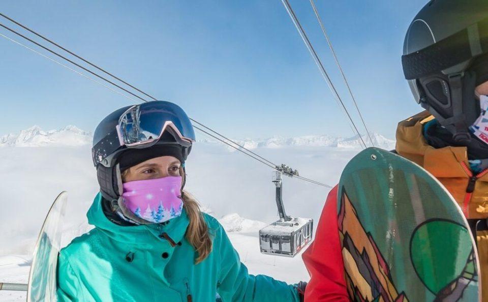 medidas preventivas en las estaciones de esquí