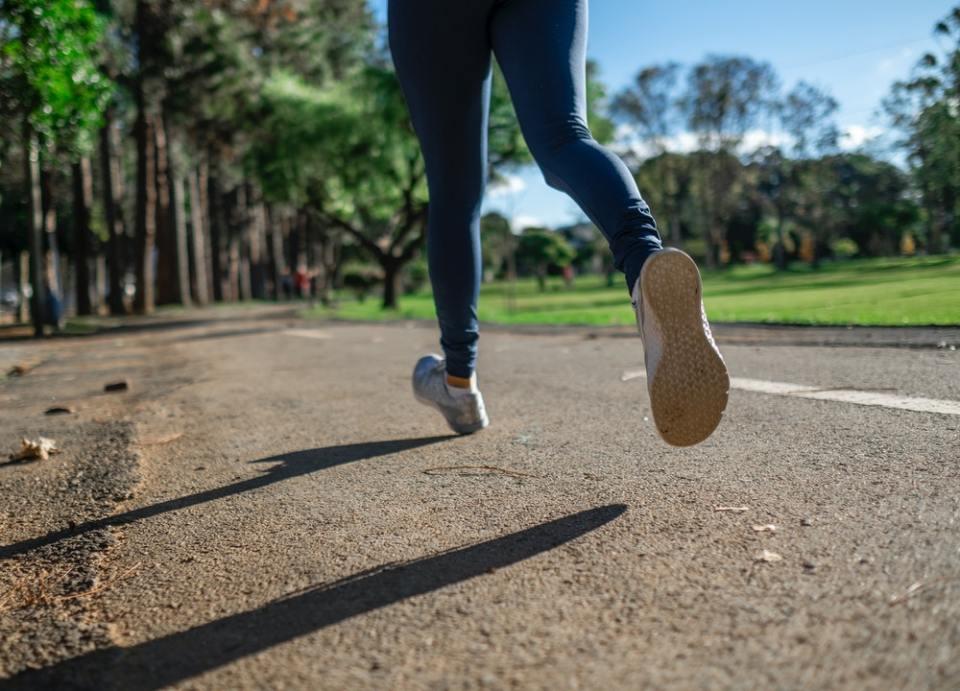 Los pies reciben todo el impacto de la actividad física
