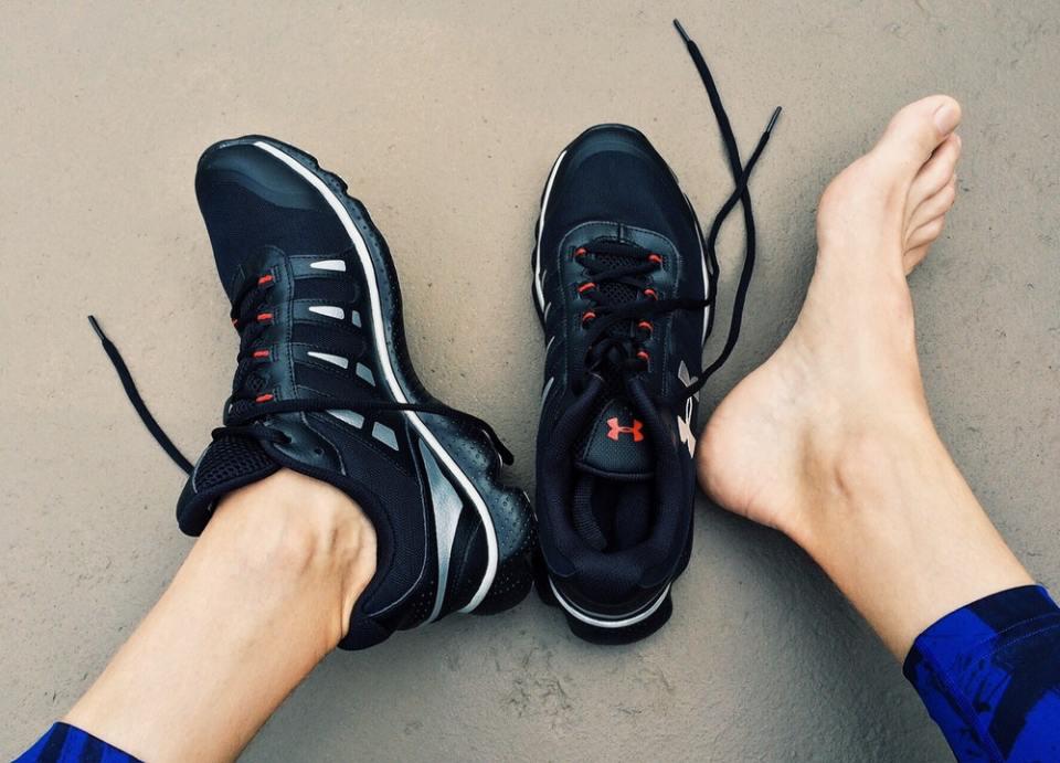 El calzado adecuado es fundamental para cuidarse los pies