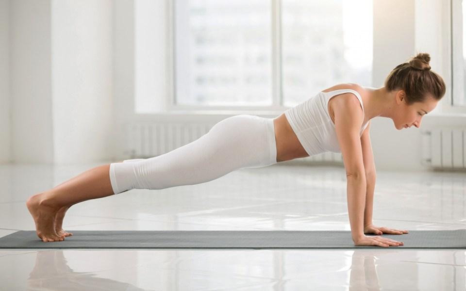 ejercicios de Yoga para ayudarte