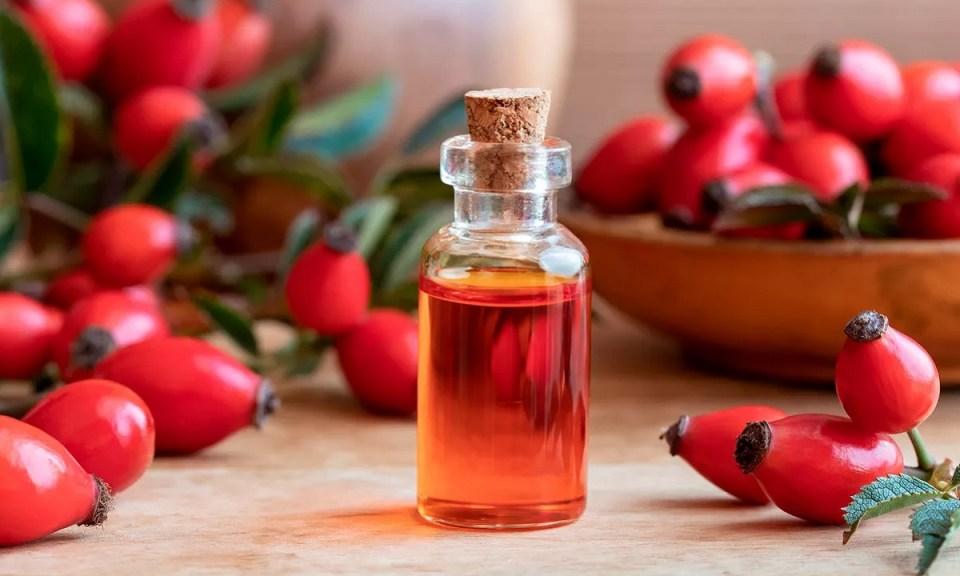 propiedades del aceite de rosa de mosqueta