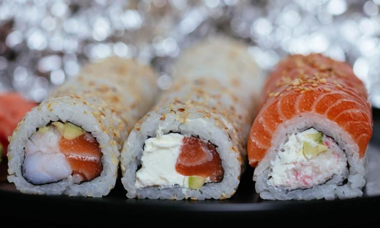 El sushi y sashimi son algunos de los responsables de la intoxicación alimentaria por anisakis