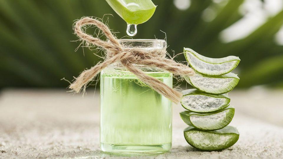 beneficios de beber aloe vera en zumo