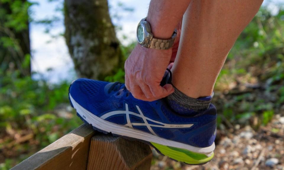 Deportivas para running