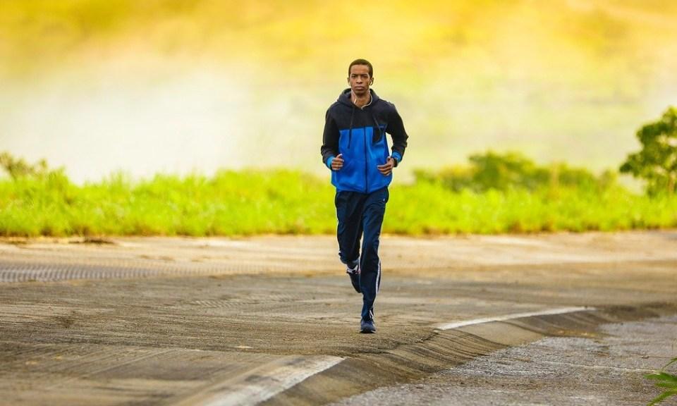 ejercicio para salir a correr