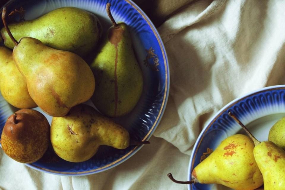 beneficios de la pera para la salud
