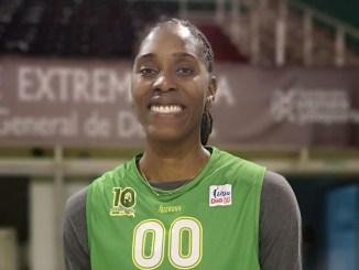 Roneeka Hodges, nueva jugadora del Nissan Al-Qázeres