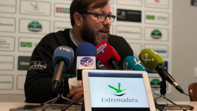 El Cáceres buscará revertir la situación frente al Palma