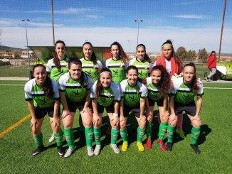 El Femenino Cáceres se enfrentó al segundo clasificado, Granada CF, con resultado final de 0-3