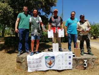 El tirador cacereño Eugenio Bravo campeón de Extremadura de Compak Sporting
