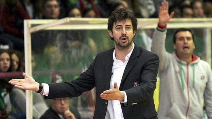Ricardo Vasconcelos, nuevo entrenador del Nissan Al-Qázeres Extremadura
