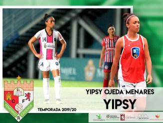 Yipsy Ojeda, primer fichaje del Femenino Cáceres