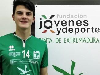 El Extremadura CCPH renueva al cántabro Aurelio Rodríguez Rubio