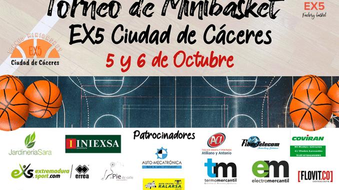 I Torneo Mini-Basket Ciudad de Caceres